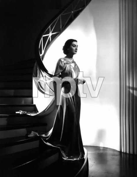 Rosalind Russell January 31, 1936 Photo by Ted Allan ** I.V.
