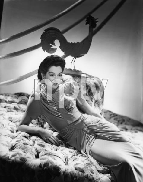 Rosalind RussellJanuary 23, 1941Photo by Laszlo Willinger** I.V. - Image 0952_0882