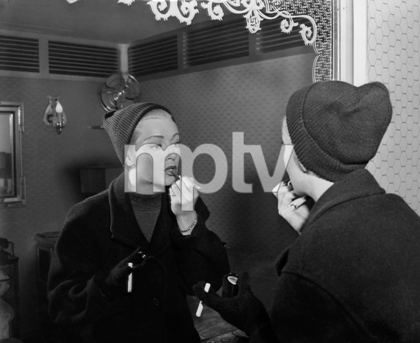 """Lana Turnerduring the filming of """"The Sea Chase""""1955 WarnerPhoto by Jack Woods - Image 0954_0062"""