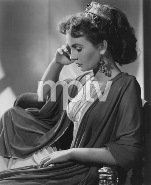 """Jean Simmons""""Androcles and the Lion""""1951RKO Radio Pictures - Image 0956_0066"""