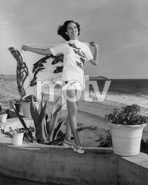 Merle OberonC. 1947 © 1978 Earnest Bachrash - Image 0957_0120