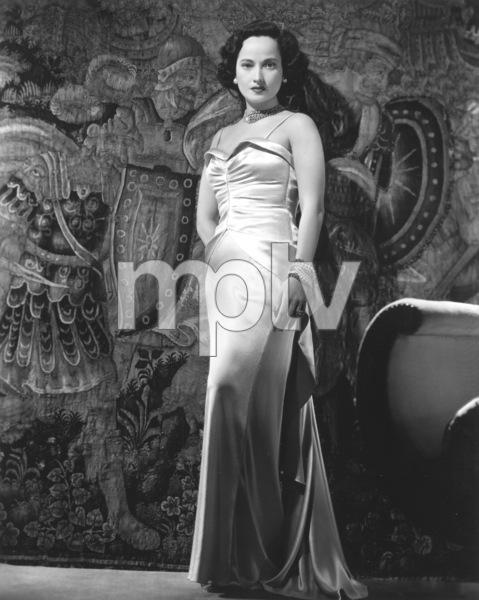 Merle OberonC. 1947 © 1978 Earnest Bachrash - Image 0957_0122