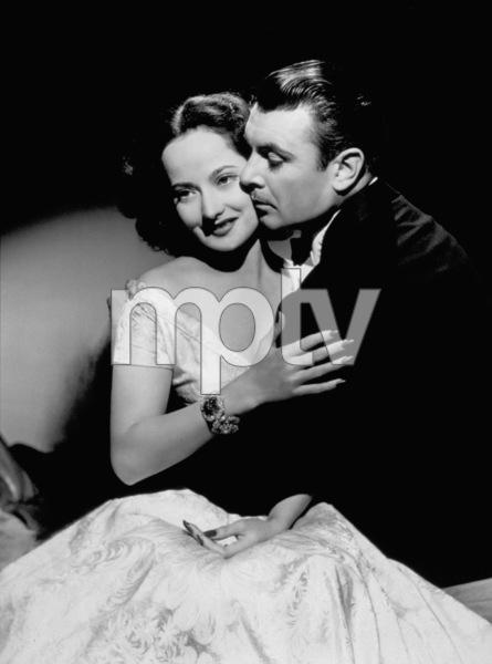 Merle Oberon, George RaftTil We Meet Again (1940)Photo by George Hurrell0032176 - Image 0957_0803