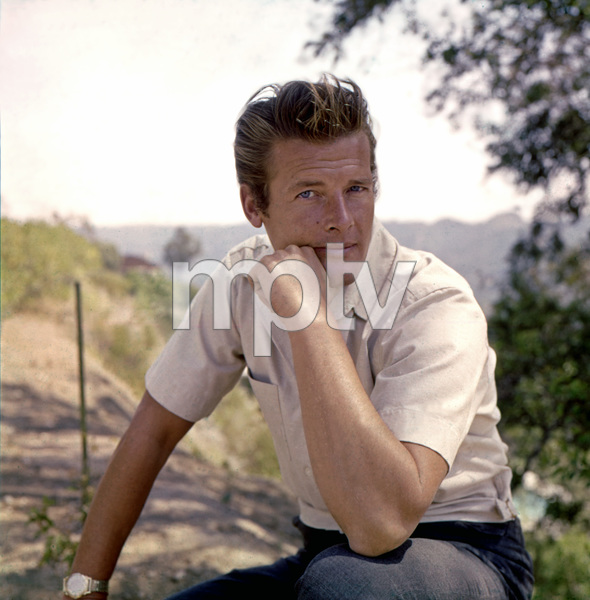 Roger Moore1962 © 1978 David Sutton - Image 0963_0037