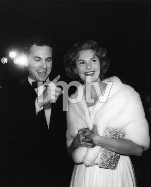 Rip Torn and Geraldine Page at the Academy Awardscirca 1960sPhoto by Joe Shere - Image 0966_0816