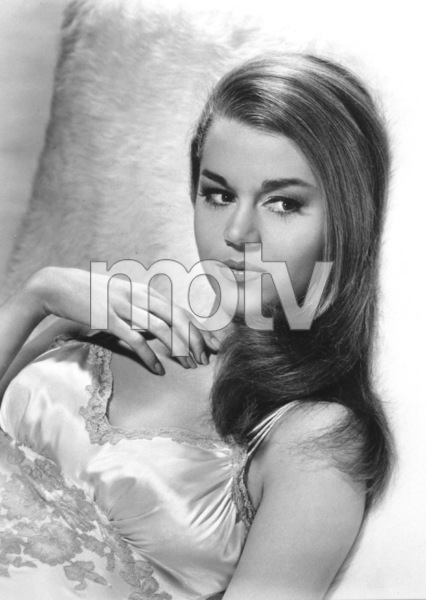 "Jane Fonda publicity still for""The Chapman Report.""1962/Warner Bros.**J.S. - Image 0968_1062"