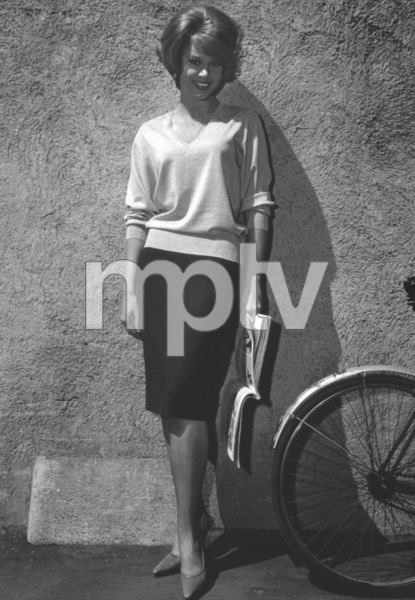 """Jane FondaPublicity still for """"Period Of Adjustment""""1962 MGM/ **J.S. - Image 0968_1089"""
