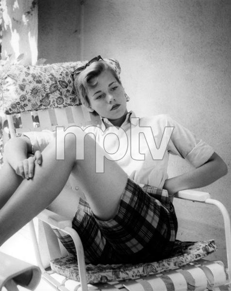 Jane Fonda1954Copyright John Swope Trust / MPTV - Image 0968_1121