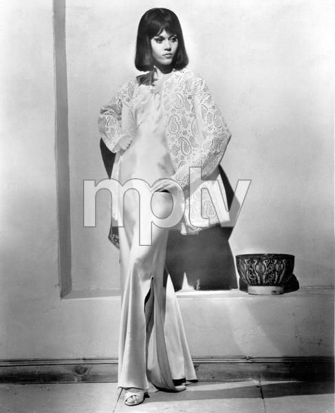 """Jane Fonda in """"In the Cool of the Day""""1963** I.V. - Image 0968_1151"""