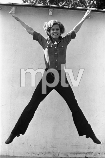 Jane Fonda at home1969 © 1978 Bruce McBroom - Image 0968_1168