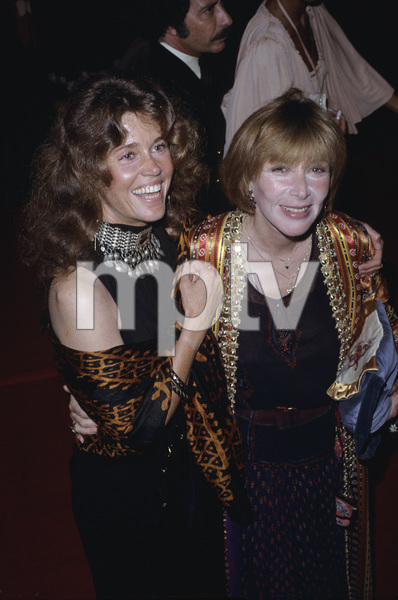 Jane Fonda and Lee Grantcirca 1970s © 1978 Gary Lewis - Image 0968_1181
