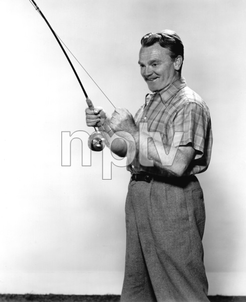 """James Cagney""""A Lion Is in the Streets""""1953 Warner - Image 0969_0032"""