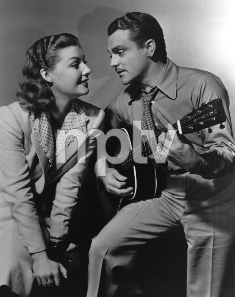 James Cagney,Ann SheridanC. 1940 - Image 0969_0803