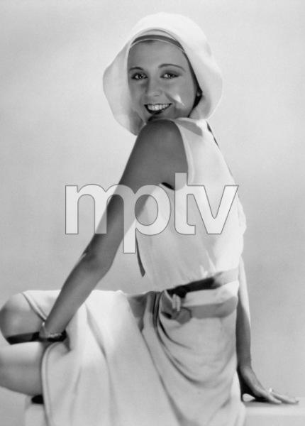 Mary Doranc. 1931Photo by George Hurrell - Image 0970_0438