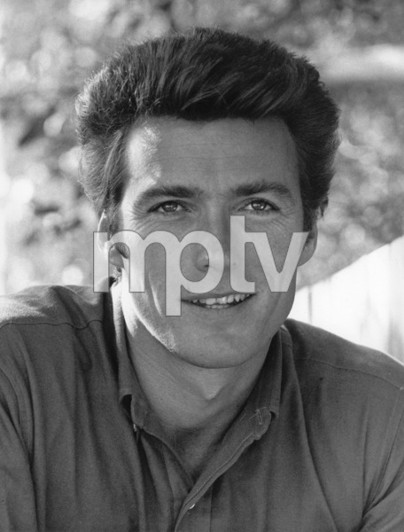 Clint Eastwood at home, 1963 © 1978 Chester Maydole - Image 0973_0788