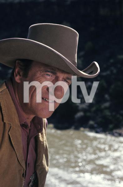 """James Arness in """"Gunsmoke""""circa 1961** H.L. - Image 0985_0113"""