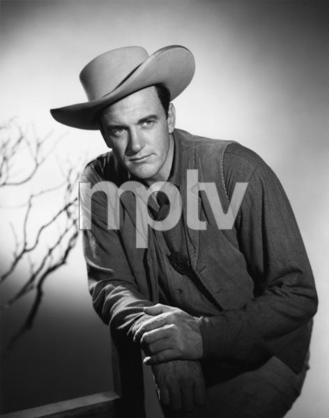 "James Arness in ""Gunsmoke""1958Photo by Gabi Rona - Image 0985_0114"
