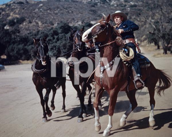 Gene Autrycirca 1957 © 1978 David Sutton - Image 0987_1014