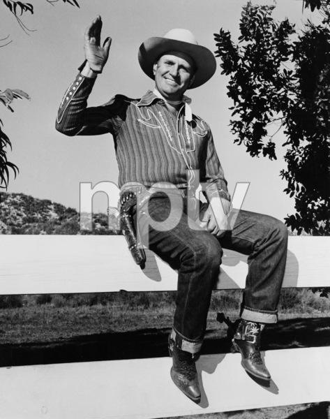 Gene Autry1953© 1978 David Sutton - Image 0987_1022