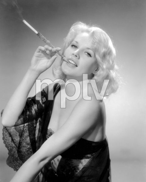 """Carroll Baker in """"The Carpetbaggers""""1964 Paramount** I.V. / M.T. - Image 0988_0822"""
