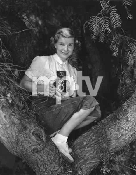Barbara Bel Geddescirca 1950 © 1978 Paul Hesse - Image 0992_0001