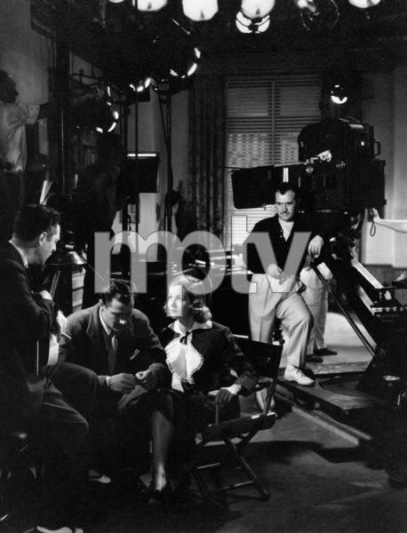 Joan Bennett and Joel McCreacirca 1930sPhoto by George Hurrell - Image 0994_0024