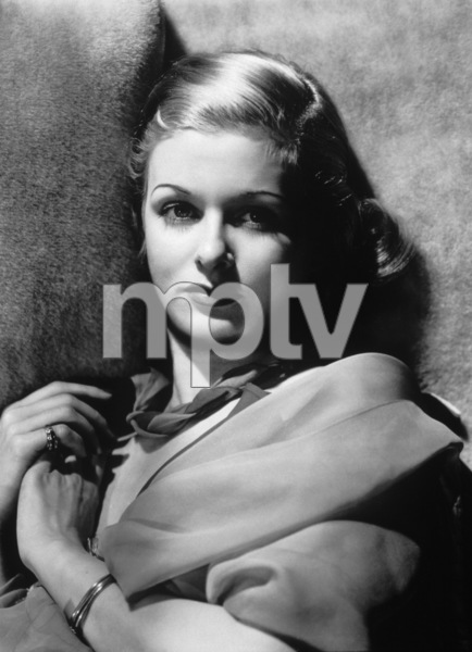 "Joan Bennett in ""Vogues of 1938""1937© 1978 Ned Scott Archive - Image 0994_0037"