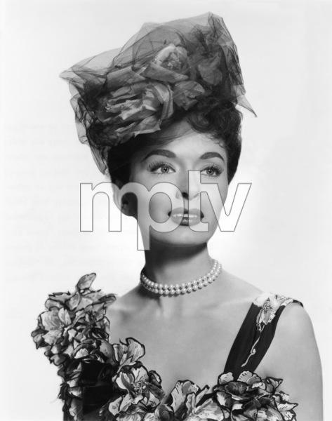 Ann Blyth1957Photo by Pat Clark - Image 0997_0049