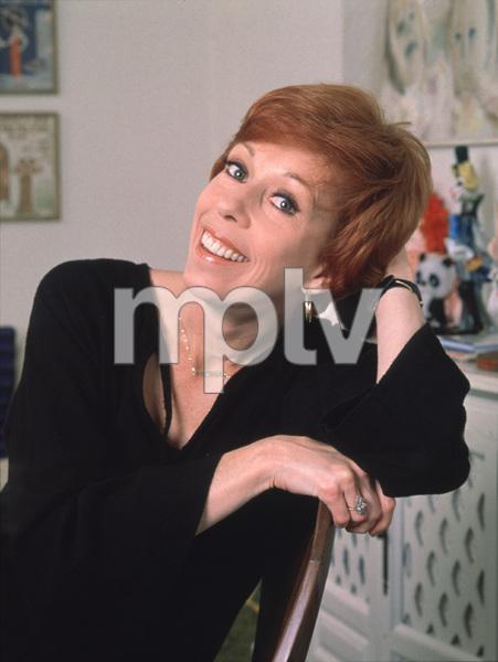 Carol Burnett at home, c. 1976. © 1997 Ken Whitmore - Image 1000_0106