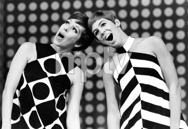 "Carol Burnett and Vicki Lawrence in ""The Carol Burnett Show""circa 1967** I.V. / M.T. - Image 1000_0171"
