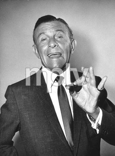 George Burns, 1955. - Image 1001_0018