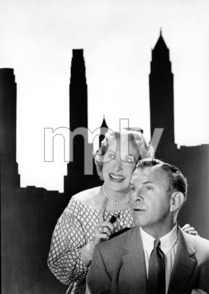 George Burns and Gracie Allen,c. 1955. © 1978 John Engstead - Image 1001_0025