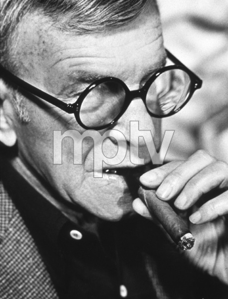 George Burns, c. 1983. © 1983 Gene Trindl - Image 1001_0599