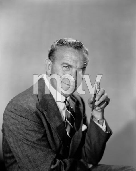 George Burns, c. 1955. © 1978 Wallace Seawell - Image 1001_0666