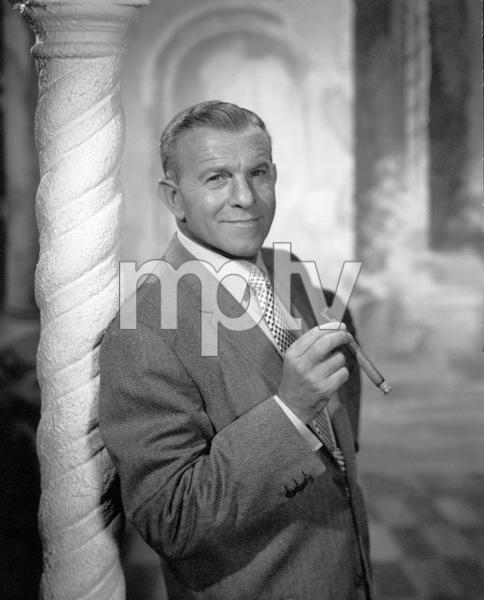 George Burns, c. 1956. © 1978 Wallace Seawell - Image 1001_0669