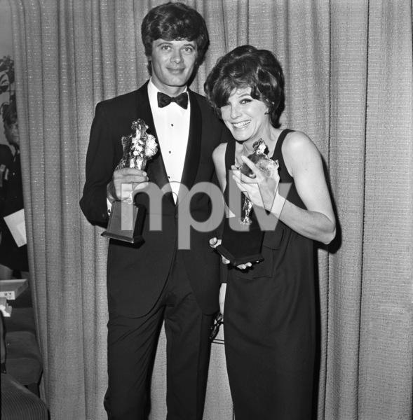 """Stars of Tomorrow Awards""Michael Sarrazin1968 © 1978 Bud Gray - Image 10030_0001"