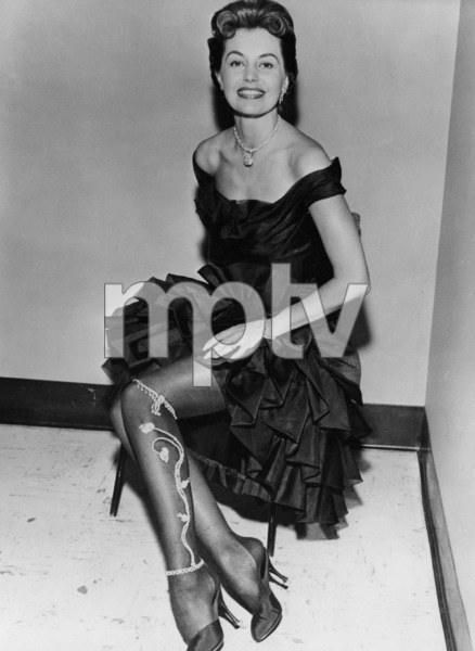 """Cyd Charisse""""Silk Stalkings""""6/19/1957 - Image 1003_0073"""