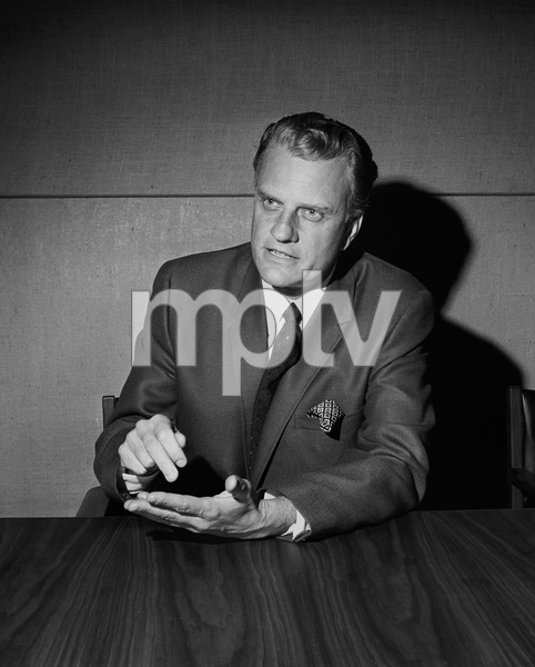 Billy Graham1967 © 1978 Clayton Bud Gray - Image 10061_0007