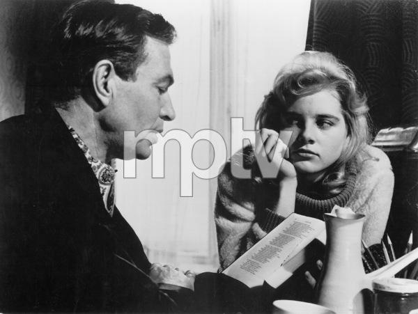 """Lolita""James Mason, Sue Lyon1962 MGM / **I.V. - Image 10106_0015"