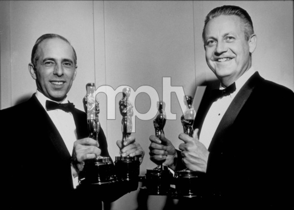 """""""Academy Awards: 34th Annual,""""Jerome Robbins, Robert Wise.1962. - Image 10161_0001"""
