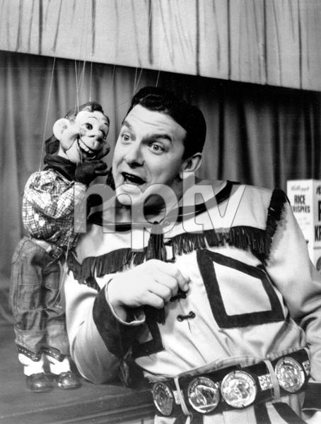 HOWDY DOODY SHOW, Howdy Doody and Buffalo Bob Smith, NBC, 1971, TV, I.V. - Image 10309_0003