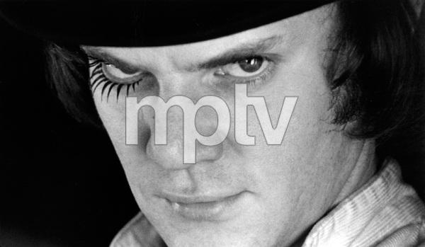 Malcolm McDowell, A CLOCKWORK ORANGE, WB, 1972, I.V. - Image 10310_0007