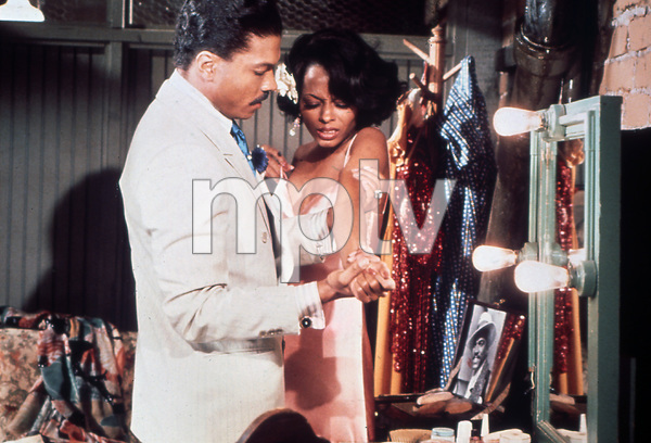 """Lady Sings the Blues""Billy Dee Williams, Diana Ross1972 Motown Productions** I.V. - Image 10391_0009"