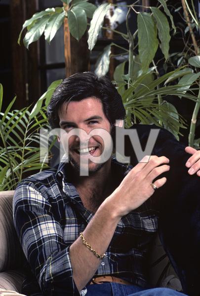 Pierce Brosnan at home1984 © 1984 Gene Trindl - Image 10412_0004