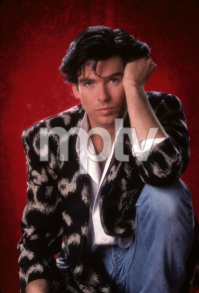 Pierce Brosnan1986 © 1986 Mario Casilli - Image 10412_0017