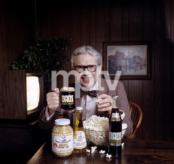 Orville Redenbacher1980 © 1980 Sid Avery - Image 10453_0004