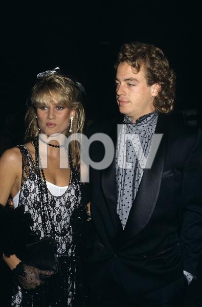 Nicollette Sheridan and Leif Garrettcirca 1980s© 1980 Gary Lewis - Image 10486_0005