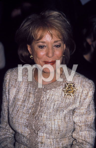Barbara Walters1999 © 1999 Ariel Ramerez - Image 10488_0002