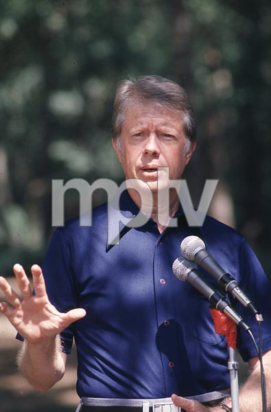 Jimmy Carterin Plains, Georgia1978 © 1978 Gunther - Image 10542_0007