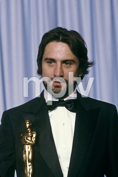 """The 53rd Annual Academy Awards""Robert De Niro1981 © 1981 Gunther - Image 10548_0058"